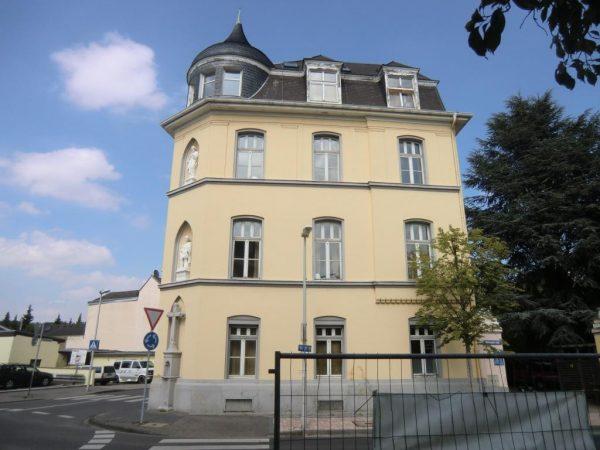 Umbau und Sanierung des Klosters in Bornheim