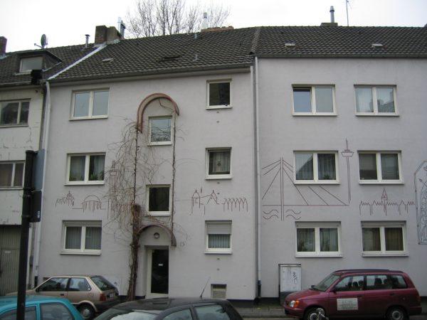 Umbau eines MFHs in Köln