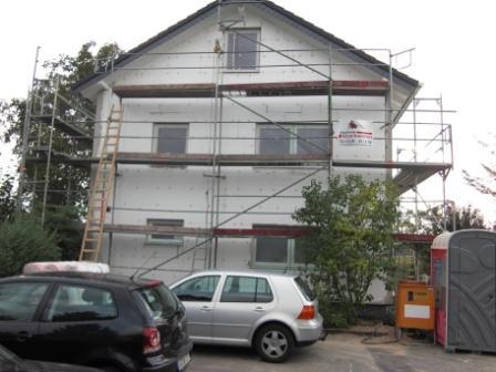 Aufstockung eines Einfamilienhauses in Königswinter – Vinxel