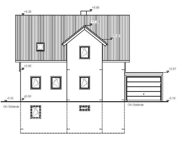 Neubau eines EFHs in Troisdorf – Kriegsdorf