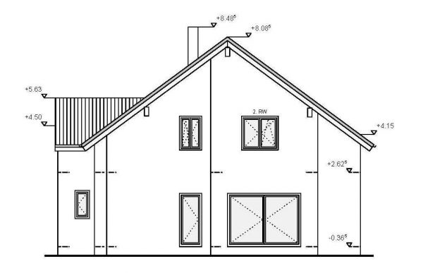 Neubau eines Einfamilienhauses in Oberirsen