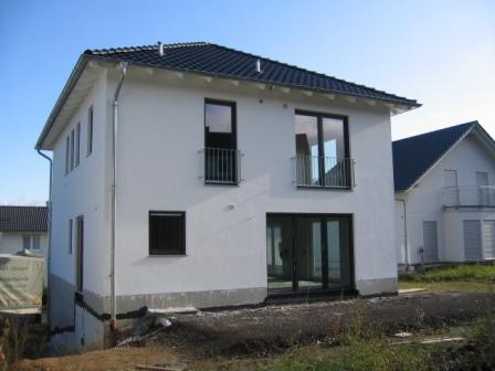 Neubau eines Einfamilienhauses in Bornheim – Roisdorf