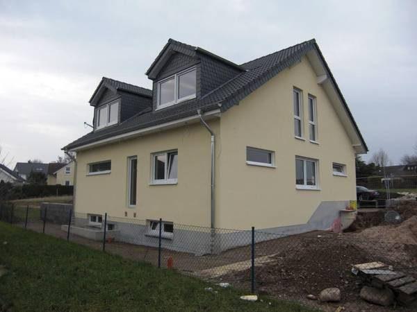 Neubau eines EFHs in Königswinter – Vinxel