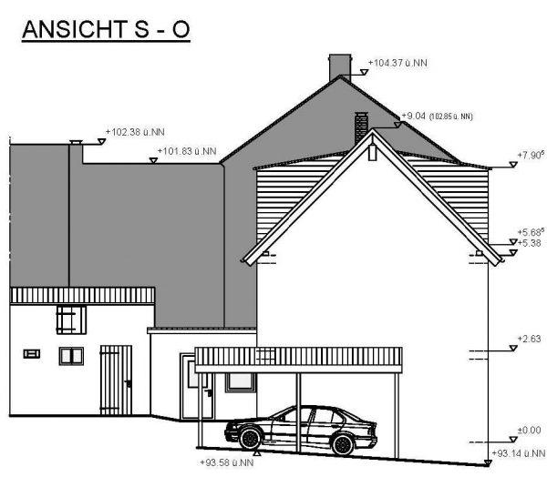 Umbau eines EFHs in Königswinter – Oberdollendorf