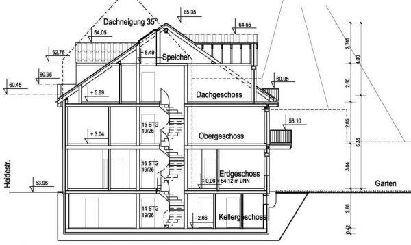 Neubau eines MFHs in Porz – Wahn